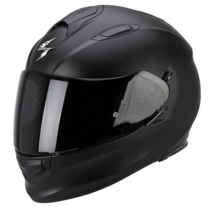 Scorpion Helm Exo-510 Air Solid, schwarz-matt