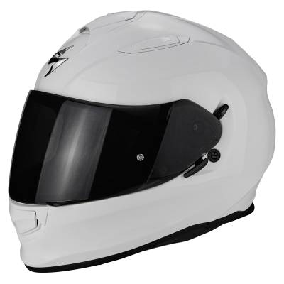 Scorpion Helm Exo-510 Air Solid, weiß