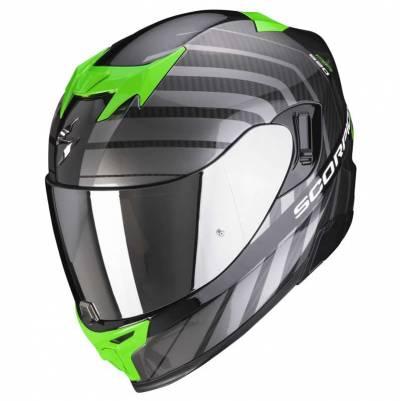 Scorpion Helm EXO-520 Air Shade, schwarz-grün