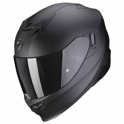 Scorpion Helm EXO-520 Air Solid, schwarz matt