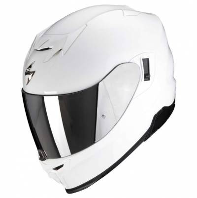 Scorpion Helm EXO-520 Air Solid, weiß