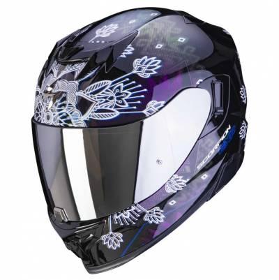 Scorpion Helm EXO-520 Air Tina, schwarz-chamäleon