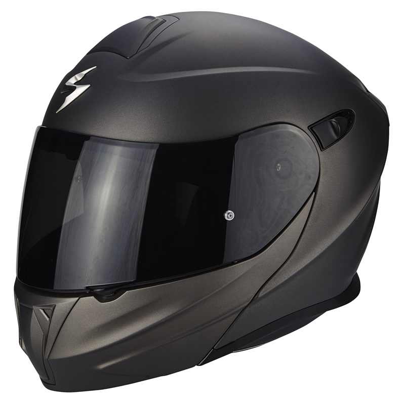 Scorpion Helm EXO-920 Solid, anthrazit matt