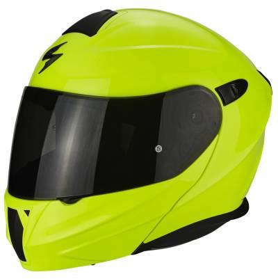 Scorpion Helm EXO-920 Solid, fluogelb