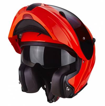 Scorpion Helm EXO-920 Solid, fluorot