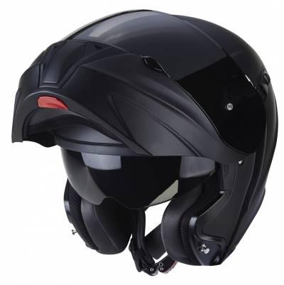 Scorpion Helm EXO-920 Solid, schwarz matt