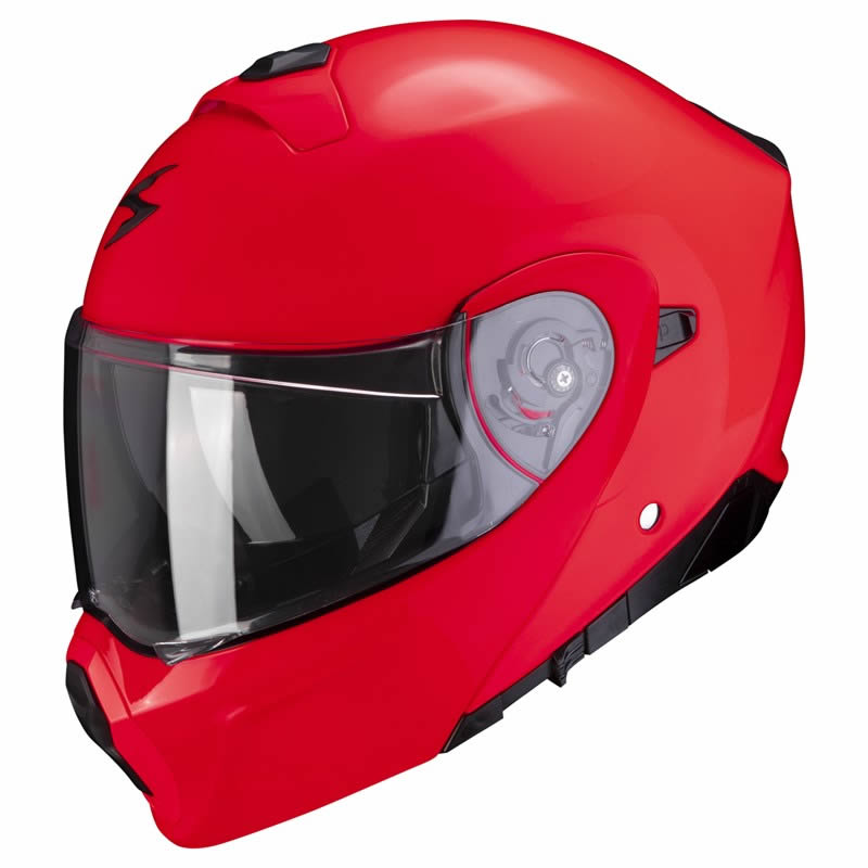 Scorpion Helm EXO-930 Solid, fluorot