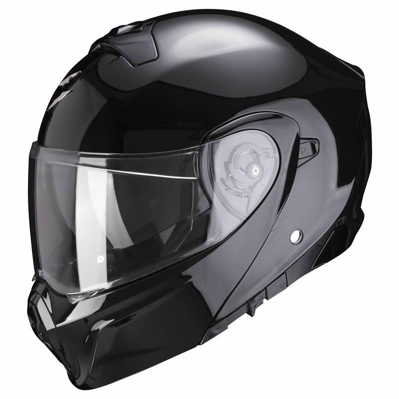 Scorpion Helm EXO-930 Solid, schwarz