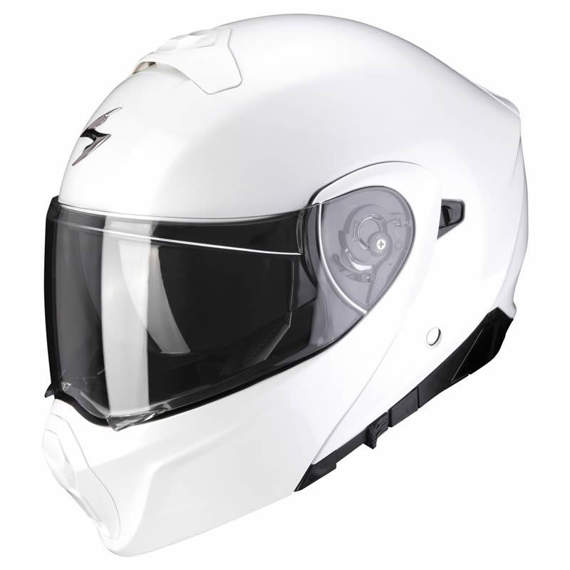 Scorpion Helm EXO-930 Solid, weiß