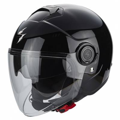 Scorpion Helm EXO-City Solid, schwarz