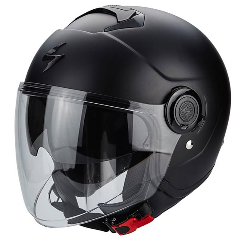 Scorpion Helm Exo-City Solid, schwarz-matt