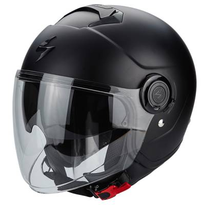 Scorpion Helm Exo-City Solid, schwarz-matt