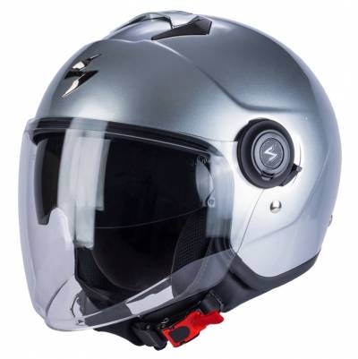 Scorpion Helm EXO-City Solid, silber