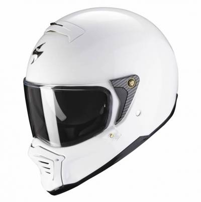 Scorpion Helm EXO-HX1 Solid, weiß