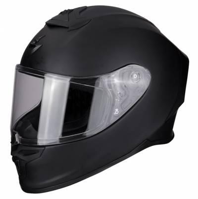 Scorpion Helm EXO-R1 Air Solid, schwarz matt