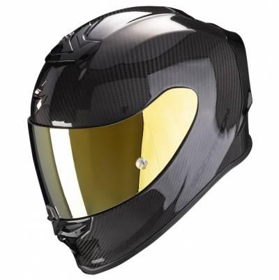 Scorpion Helm EXO-R1 Carbon Air Solid, schwarz