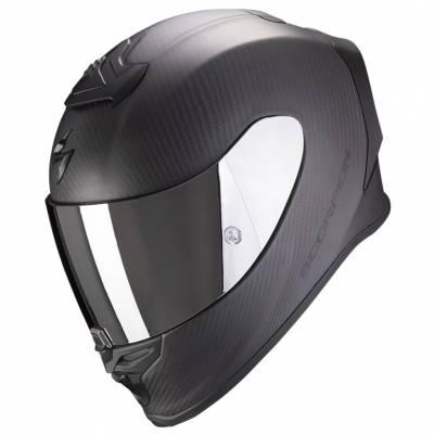 Scorpion Helm EXO-R1 Carbon Air Solid, schwarz matt