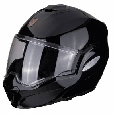 Scorpion Helm EXO-Tech Solid, schwarz