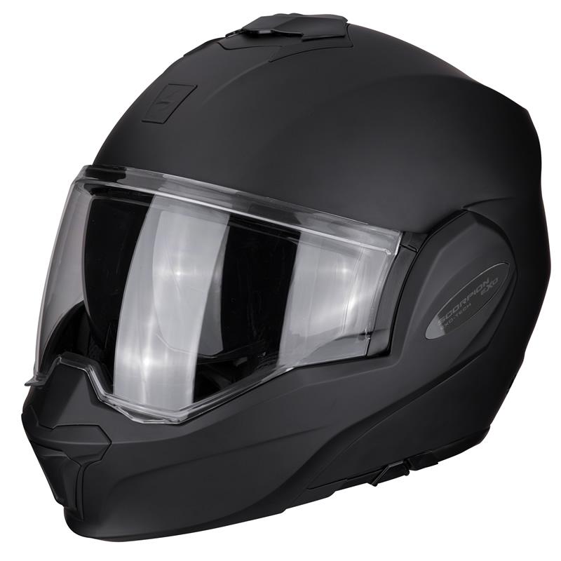 Scorpion Helm EXO-Tech Solid, schwarz-matt