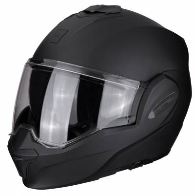 Scorpion Helm EXO-Tech Solid, schwarz-matt