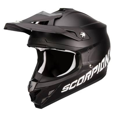 Scorpion Helm VX-15 Evo Air Solid, schwarz-matt