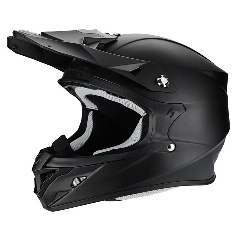 Scorpion Helm VX-21 Air Solid, matt-schwarz