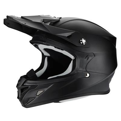 Scorpion Helm VX-21 Air Solid, matt-schwarz
