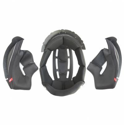 Scorpion Innenfutter 3D Set für EXO-510 Air, schwarz