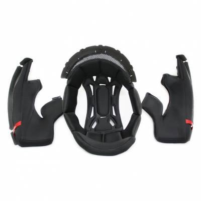 Scorpion Innenfutter EXO-1400 Air Set (Kopf+Wangenpolster), blau-schwarz