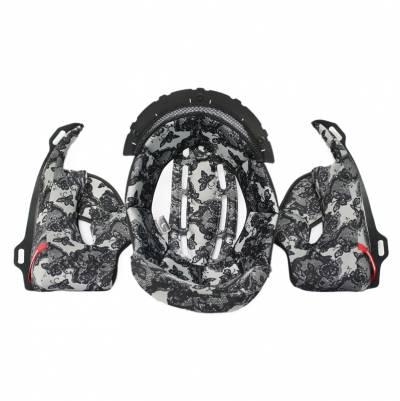 Scorpion Innenfutter für EXO-1200 Air V2, schwarz-weiß