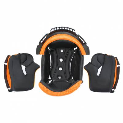 Scorpion Innenfutter VX-21 Air, schwarz-orange