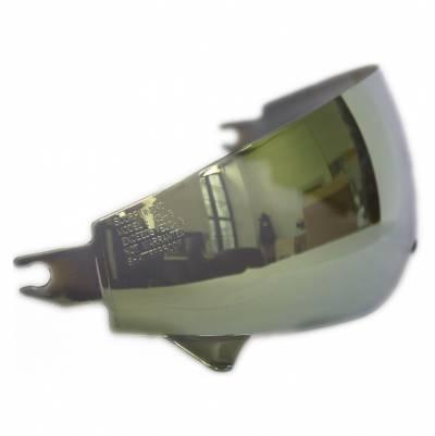 Scorpion Sonnenblende KS-8 für Exo-Combat, gold verspiegelt