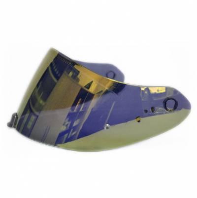 Scorpion Visier KDF-16 für Exo-1400, gold verspiegelt