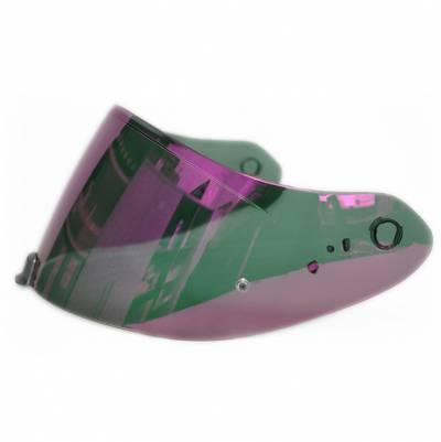 Scorpion Visier KDF-16 für Exo-1400, violett verspiegelt