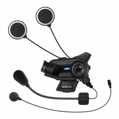 SENA Helmsprechanlage 10C Pro mit Kamera, Einzelset
