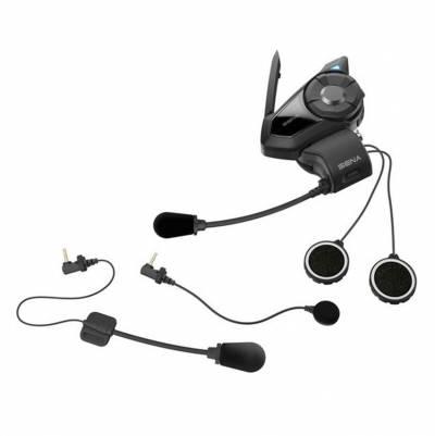 SENA Helmsprechanlage 30K mit HD-Lautsprecher Doppelset