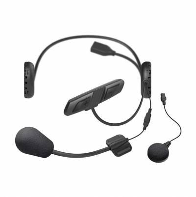 SENA Helmsprechanlage 3S Plus WB, Kabel-Schwanenhalsmikrofon