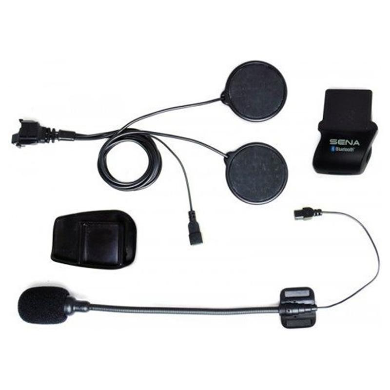 SENA SMH5 Mikrofon Einbaukit für Jet und Klapphelme