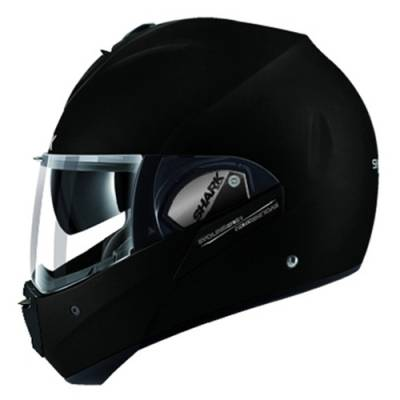 Shark Helm Evoline Serie 3 Mat, schwarz-matt