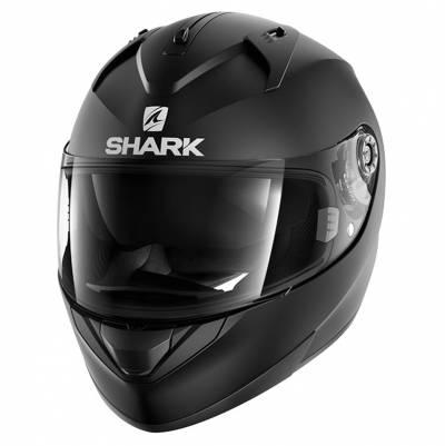 Shark Helm Ridill Blank Mat, schwarz-matt