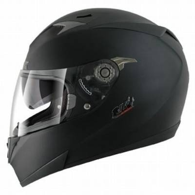 Shark Helm S700-S Full Matt, schwarz-matt
