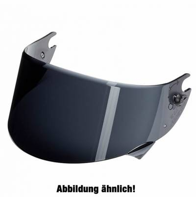 Shark Visier Race-R/Pro, Speed-R antibeschlag, antikratz leicht getönt 30%