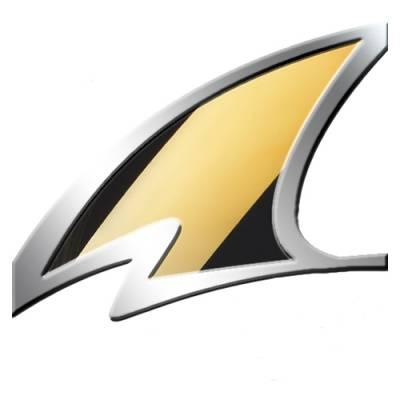 Shark Visier Race-R, Race-R Pro, gold verspiegelt