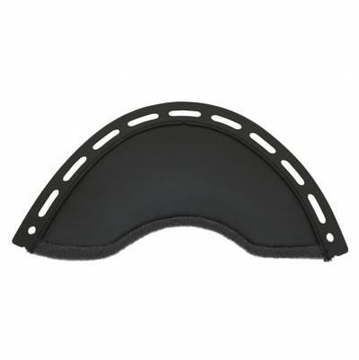 Shoei Chin Curtain Leder-Windabweiser H für Neotec II, schwarz