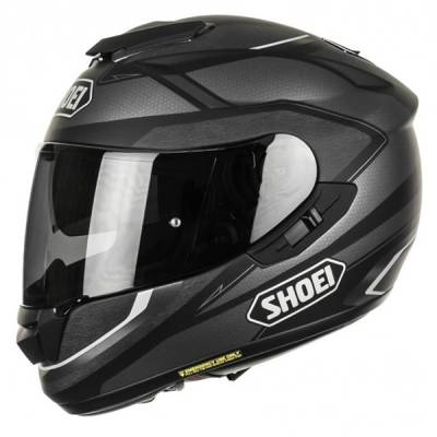 Shoei GT-Air Swayer TC-5, schwarz-anthrazit matt