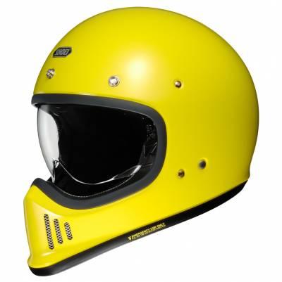 Shoei Helm EX-Zero, gelb