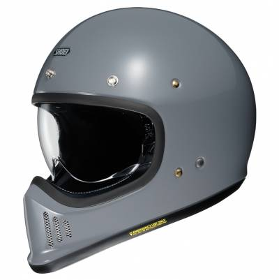 Shoei Helm EX-Zero, grau