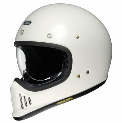 Shoei Helm EX-Zero, off weiß