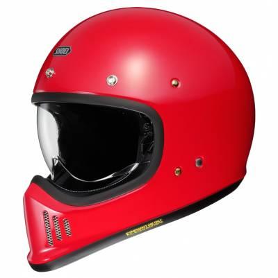 Shoei Helm EX-Zero, rot