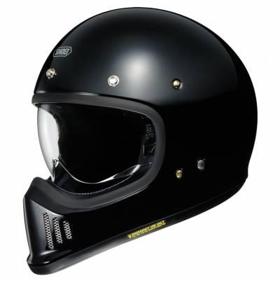 Shoei Helm EX-Zero, schwarz